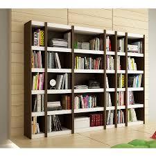 28 Inch Bookcase Modern Shelving Panama 10 U0027 U0027 Tobacco Bookcase Eurway