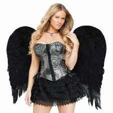 Angel Wings Halloween Costume Feather Angel Wings Nightmare Factory Costumes 1 1 Pages