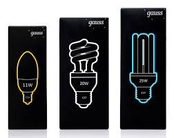 gauss lamps lovely package