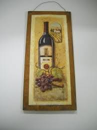 Grape Kitchen Decor by Amazon Com Special Times Merlot And Grapes Tuscan Wine Wooden
