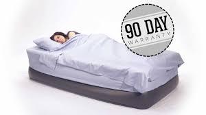 airmattress com raised xl twin air mattress with built in pump