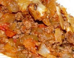 cuisiner l aubergine à la poele moussaka à la poële thecarabin