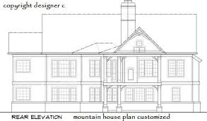 Custom Home Building Plans Mountain House Plan Blueprints Custom Home Building Elegant