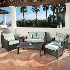 Walmart Patio Furniture Wicker - furniture comfortable wicker walmart patio furniture clearance