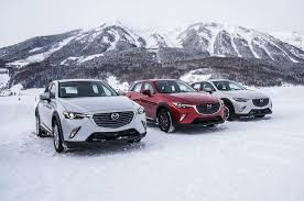 cheap mazda 3 things we learned at mazda u0027s ice academy motor trend