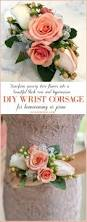 Corsages For Homecoming Diy Wrist Corsage For Homecoming Or Prom Sand And Sisal