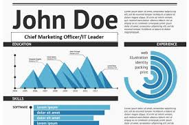 Best Cio Resume by Tech Resume Makeover How To Use Charts And Graphs