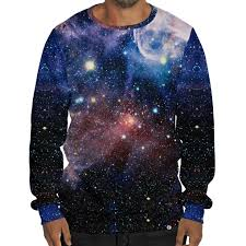 galaxy sweater lush galaxy sweatshirt
