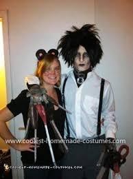 edward scissorhands costume cool diy edward scissorhands costume