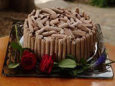 concorde cake dessert meringue my stuff pinterest
