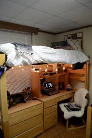 Dorm Room Loft Bed Plans Free by 25 Best Dorm Room Setup Ideas On Pinterest Dorms Decor Cozy