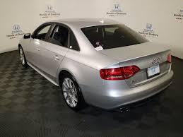 danbury audi used cars 2012 used audi a4 4dr sedan automatic quattro 2 0t prestige at