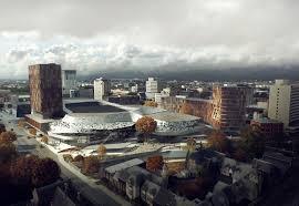 Convention Bureau Christchurch Canterbury Woods Bagot Plans Christchurch Convention Centre In Zealand