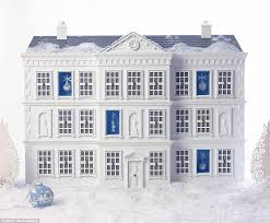 wedgwood advent house of porcelain ornaments costs 12 000 at