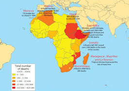 Morocco Map Africa by Reducing And Managing Risks Of Disasters In A Changing Climate