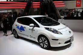 nissan leaf insurance cost autonomous cars shift insurance liability toward manufacturers