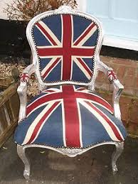 french louis shabby silver faux leather chic chair aunties parlour
