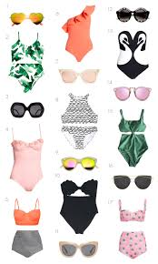 our favorite swimsuits and sunnies u2013 a beautiful mess