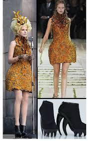 Effie Halloween Costume Effie Trinket Hunger Games Catching Fire Costumery