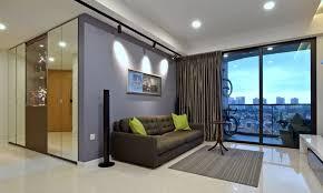 Apartment Curtain Ideas Apartment Interior Design Ideas Brown Wooden Door White Sideboard
