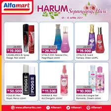 Parfum Di Alfamart katalog promosi alfamart fragrance 1 15 april 2017 giladiskon