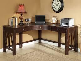 Brown Corner Desk Modern Corner Desk Design Thedigitalhandshake Furniture