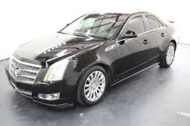 cadillac cts 2010 black 2010 cadillac cts performance in florida for sale used cars on