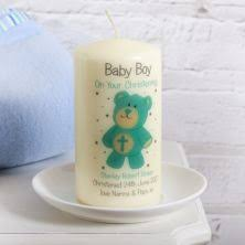 christening candles christening candles the gift experience