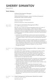 Example Of Project Manager Resume by Software Development Manager Resume Samples Visualcv Resume