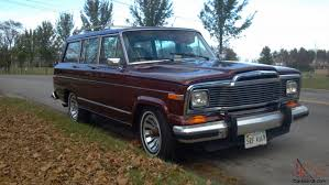 jeep lowered jeep grand wagoneer limited sport utility 4 door 5 9l surf wagon
