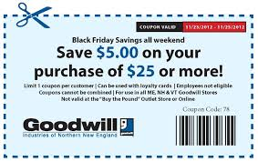 black friday store coupons 5 25 goodwill coupon starting black friday