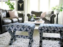 Affordable Modern Home Decor Stores Life Love Larson Decorating Around Dark Leather Sofas