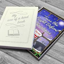 twas the before personalised book by letteroom