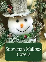 Brick Mailbox Christmas Decor by Christmas Mailbox Decorationsmailbox Ornaments Snoopy Outdoor