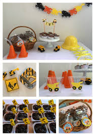 construction party ideas construction birthday party ideas for decor favors food