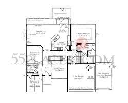 kensington square floor plan springhaven floorplan 1952 sq ft stonegate west 55places com