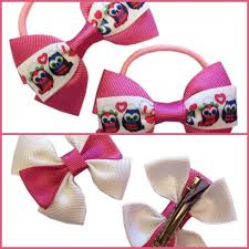 cool hair bows 7 best owl design hair bows and accessories images on