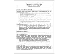 Examples Of Rn Resumes by Icu Rn Resume Sample