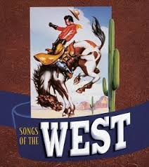 various artists songs of west