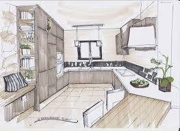 Interior Sketch by Pin By Marika Kate On Professional Perspective U0026 Rendering