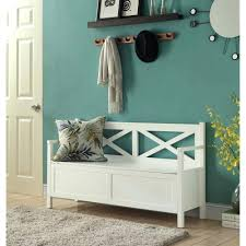 Entryway Bench With Rack Wood Storage Entryway Benchentry Way Benches Bench With Shoe And