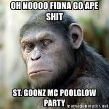Planet Of The Apes Meme - caesar from planet of the apes meme generator