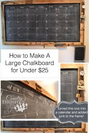 Chalkboard Ideas For Kitchen by Best 25 Large Chalkboard Ideas On Pinterest Chalkboards