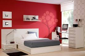 Colour Design Bedroom Decoration Wall Color Red Wall Stickers Wall - Color design for bedroom