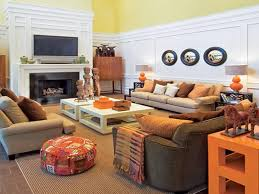 tv fireplace family room room decorating