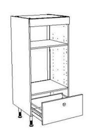 meuble de cuisine four bescheiden meuble four micro onde haus design