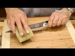 how to sharpen kitchen knives how to sharpen clean your knife knives