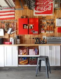 home garage workshop organizing your garage space saving home ideas