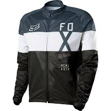 fox motocross jacket fox racing livewire shield jersey long sleeve men u0027s up to 70