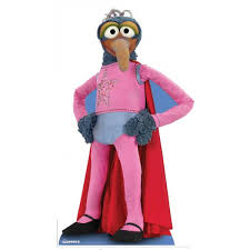 Gonzo Halloween Costume Muppets Gonzo Cardboard Lifesize Stand Mad Hatter